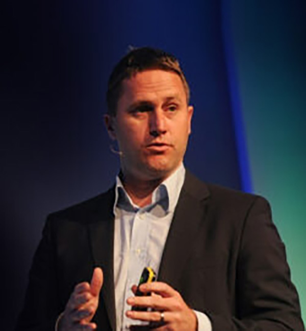 Professor Damian Hughes Speaker at BizX2021